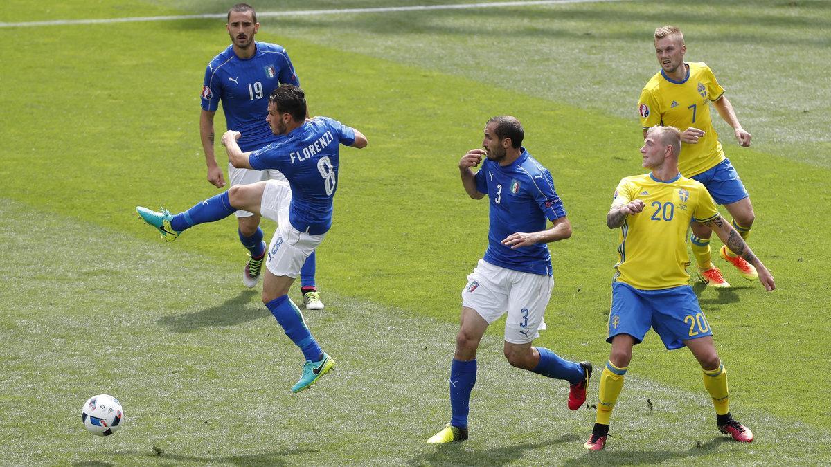 Italien-Schweden