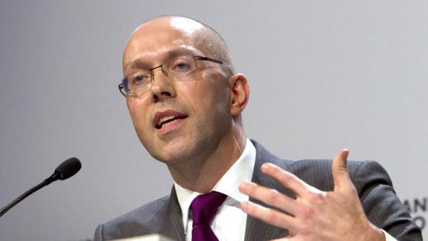 Neu im Rat der Europäischen Zentralbank: Jörg Asmussen (Bild), Benoit Cœure und Peter Praet