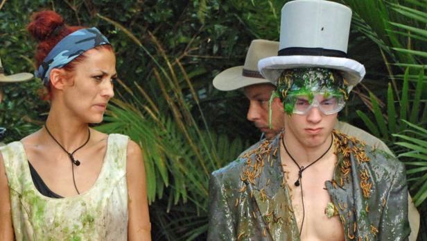 Realität und Inszenierung im Dschungelcamp