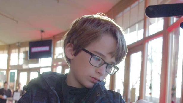 Puck Meerburg: Der Zwölfjährige zählt zu den größten Nachwuchshoffnungen der Software-Szene