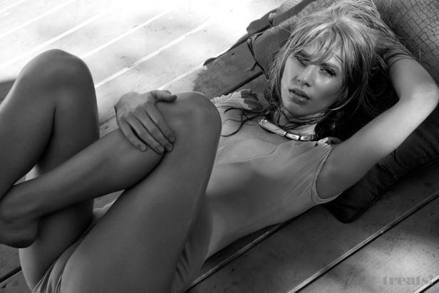 Wright  nackt Robin Bonnie Wright