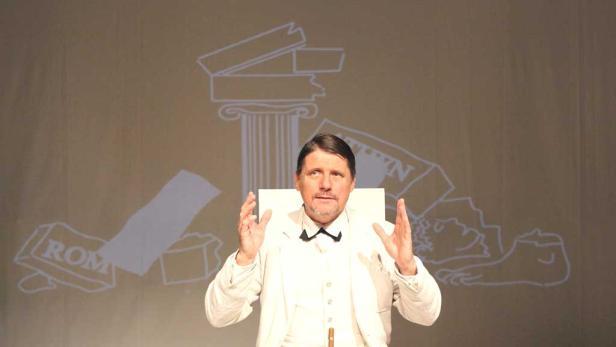 Freuds Neurosen im 3-Raum-Theater