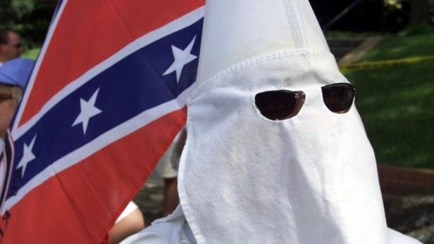 Gesicht der Bewegung: Der Rassist Duke ist ein umtriebiger Vernetzer der rechtsextremen Szene – 1988 wollte er sogar US-Präsident werden
