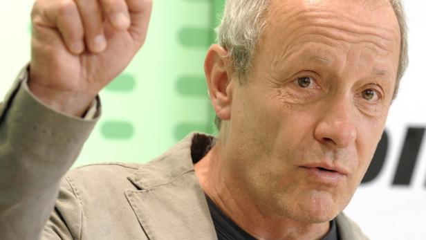 Im Fokus der Parlamentarier: Die Kampusch-Staatsanwälte Thomas Mühlbacher (li.) und Werner Pleischl