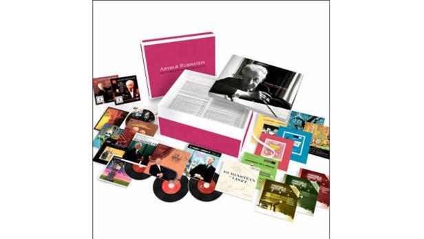 Arthur Rubinstein war einer der größten Pianisten aller Zeiten.