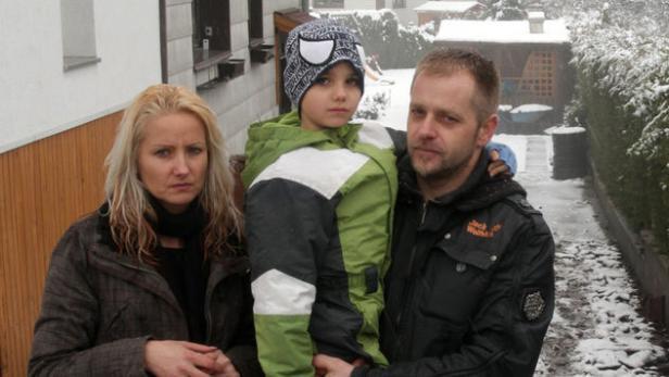 Kurt Hammer und seine Familie.