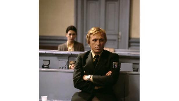 Jungspund: Matula als Polizist, 1981.