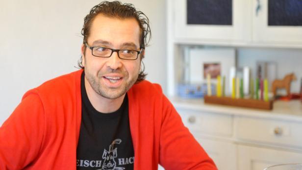 KurierFrühstück mit Gerald Fleischhacker