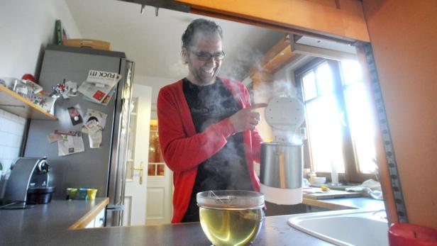 KurierFrühstück mit Gerald Fleischhacker am 28.11.2011 für so 11.12.2011
