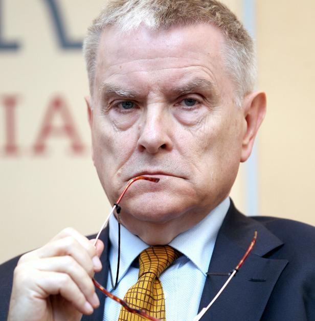 """Diese neue Linke, das ist vor allem Rhetorik"": Anton Pelinka"