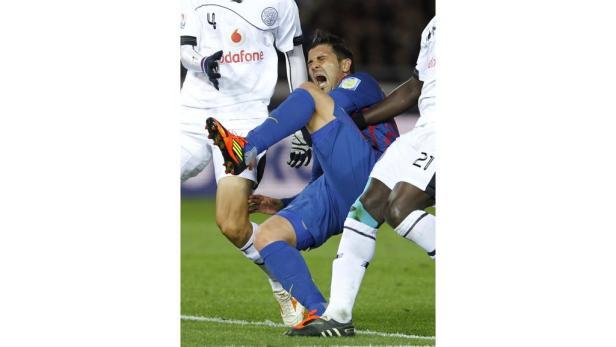 Spaniens Rekordtorschütze dürfte die EURO 2012 verpassen.