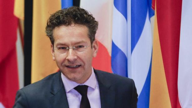 Eurogruppen-Chef Dijsselbloem will rasch Gespräche beginnen