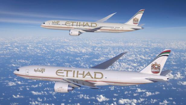 Etihad-Flugzeuge: Wüstensöhne gehen an Bord