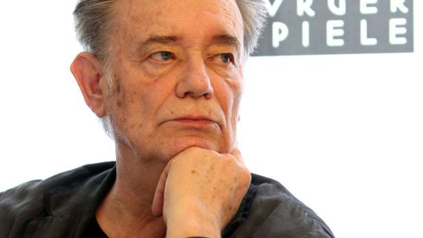 """Laut Insidern soll Voss ab Herbst 2012 in Tschechows """"Onkel Wanja"""" auf der Burgtheater-Bühne stehen."""