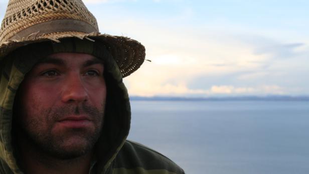 """Axel Halbhuber, Autor von """"Einfach eine Weltreise"""""""