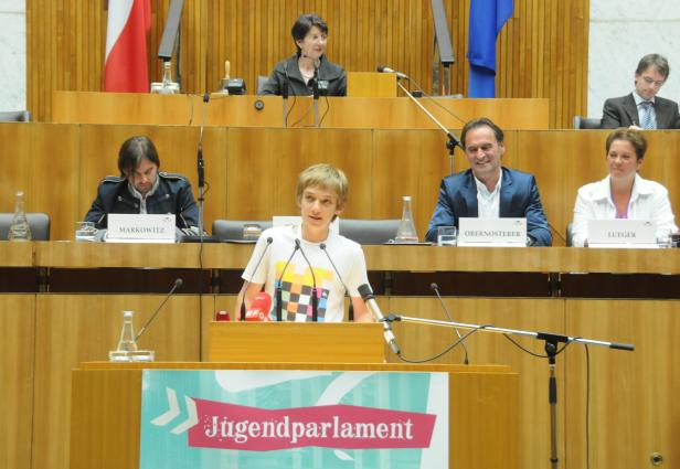 Jugendparlament