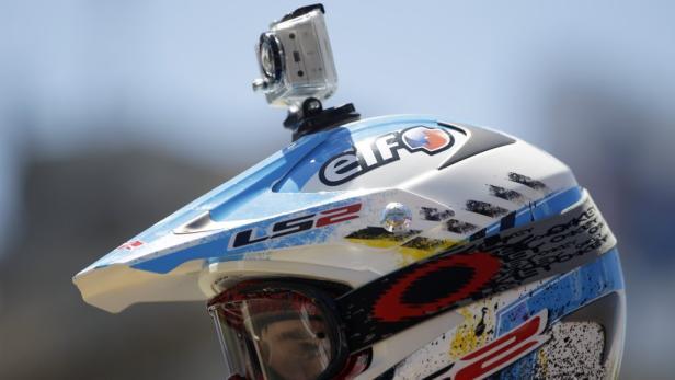 Aus allen Perspektiven wird die Dakar bildlich in Szene gesetzt.