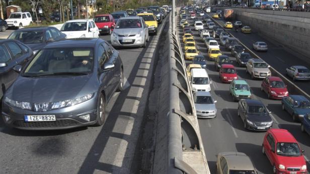 Athen kämpft seit Jahren mit hoher Luftverschmutzung.