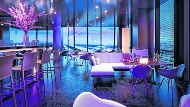 57 Restaurant & Lounge im Melia Vienna