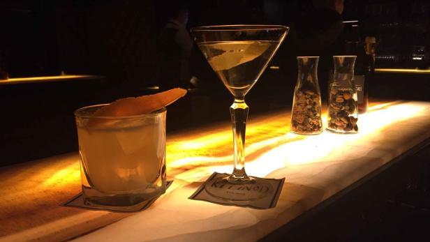 Cocktail Bar Kleinod…