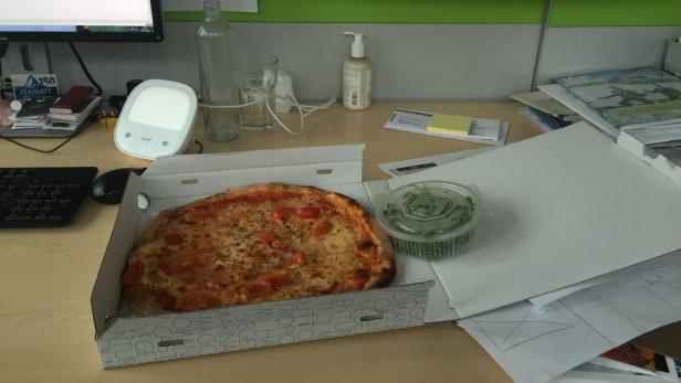 Pizzaaaaa…