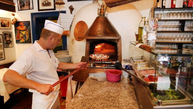 italienisches Restaurant, il mare, Pizzaria, Pasqu…