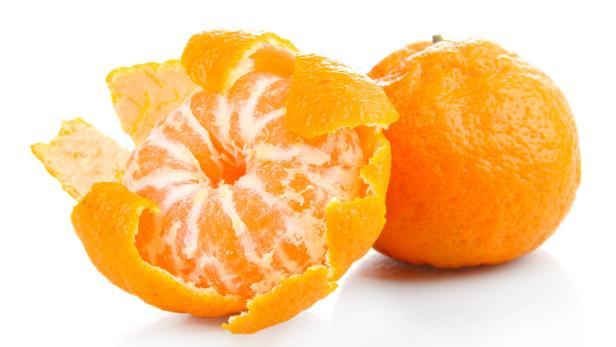 Vitamine In Mandarinen