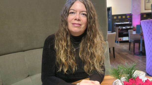 Autorin Nina Stögmüller
