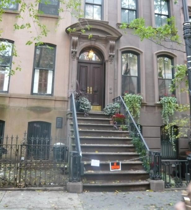 New York City, Sex and the City, Haus von Carrie B…