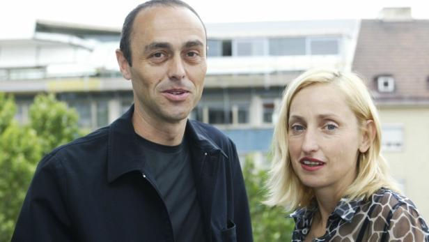 Elke Delugan-Meissl und Roman Delugan