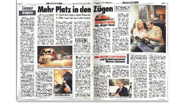 """Eines der Faymann-""""Interview"""""""