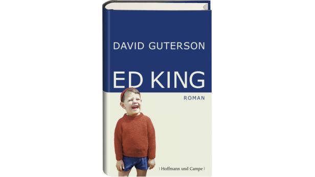 """David Guterson: """"Ed King"""" Übersetzt von Georg Deggerich. Hoffman und Campe. 23,70 Euro."""
