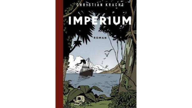 """Christian Kracht: """"Imperium"""" Kiepenheuer & Witsch Verlag. 242 Seiten. 19,60 Euro."""