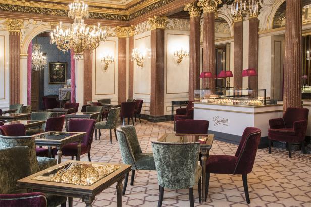 Neues Restaurant, Café, gerstner, 1010 Wien