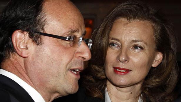 François Hollande und Valérie Trierweiler: Die Frau seines Lebens hatte eine einflussreiche Vorgängerin