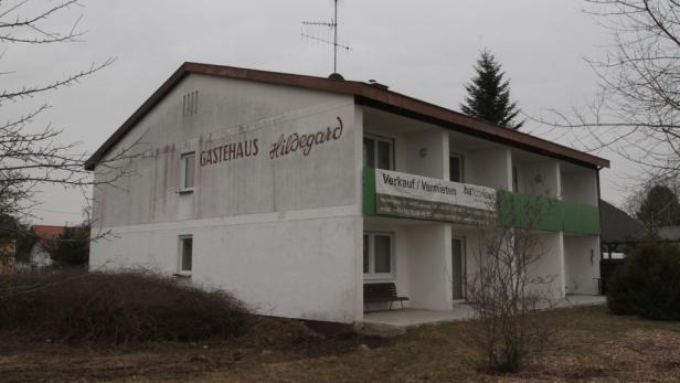 In der ehemaligen Pension Hildegard in Reichersberg will die Caritas Asylwerber unterbringen.