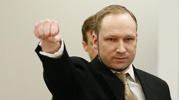 Anders Behring Breivik hat bereits mehrere Morddrohungen erhalten.
