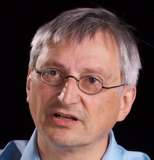 Univ.-Prof. Günter Lepperdinger, Universität Salzburg
