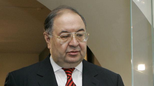 Reichster Russe: Facebook-Miteigentümer Usmanow