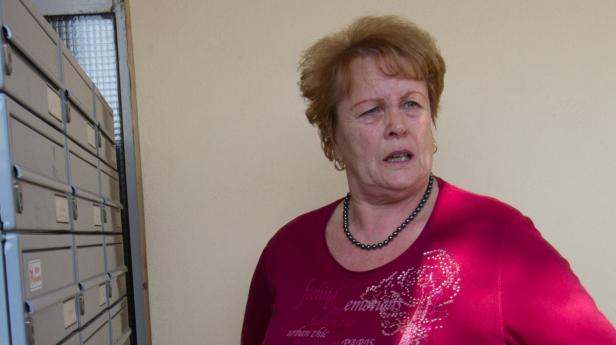 Helga Edlauer alarmierte die Polizei, weil R. randaliert hatte.