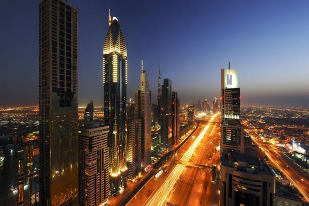 Hotel Four Points by Sheraton Sheikh Zayed Road…