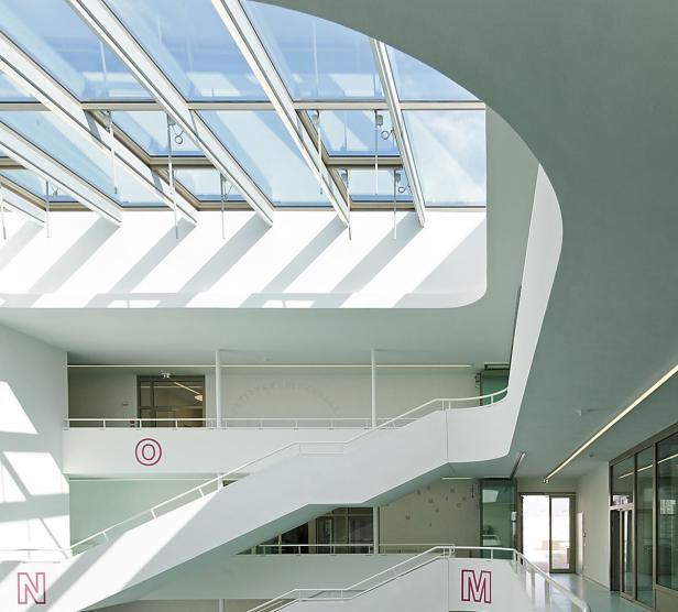 ERG Donaustadt: Flexibel, mit viel Tageslicht und Freiräumen