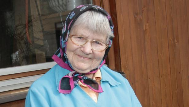 """Leopoldine Niederthaler: """"Die Besitzer tun mir furchtbar leid"""""""