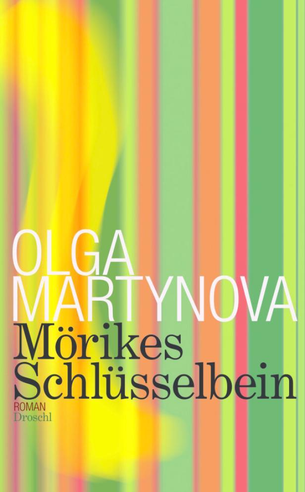 'Mörikes Schlüsselbein' Droschl Verlag. 320 Seiten. 22 Euro.