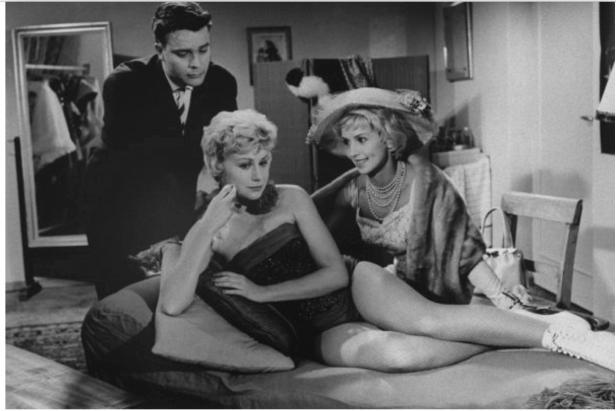 Vor 55 Jahren als Österreichs Doris Day (Traumrevue mit Eva Pawlik).