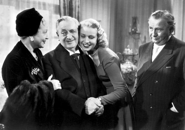 'Er schützte mich': Haas & Moser (1947)