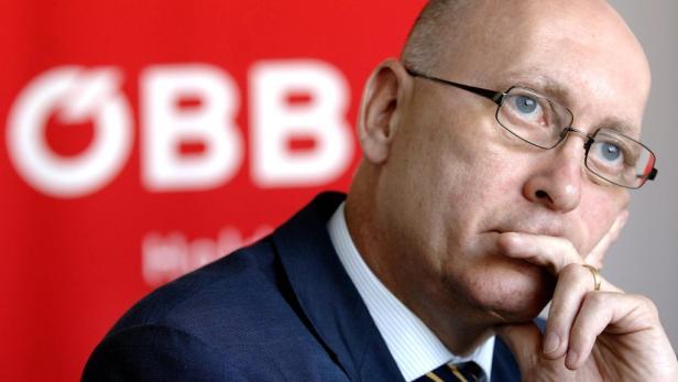 Ex-ÖBB-Chef Martin Huber