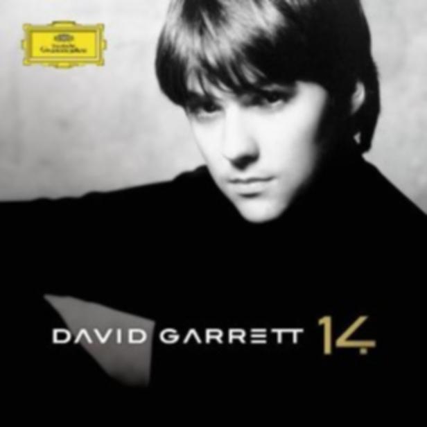 'David Garrett 14', ab 22. März im Handel erhältlich.