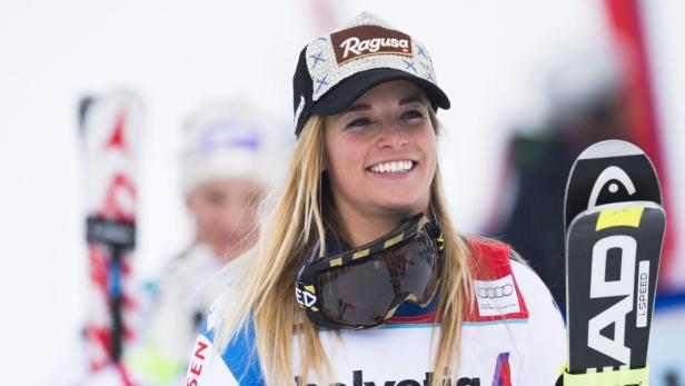 Gesamtweltcup-Siegerin: Lara Gut