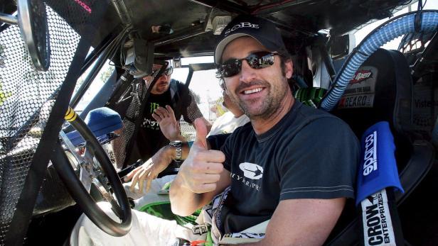 Leidenschaft: Dempsey fährt das Le Mans-Rennen